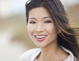 pretty vietnamese woman