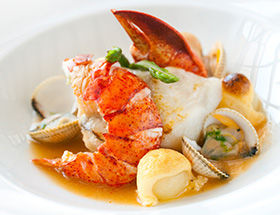 seafood in canberra