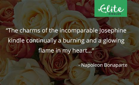 Napoleon's letter to Josephine from exile